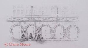The arches, West Pier