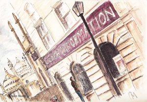 Brighton Vistor Information Centre RIP