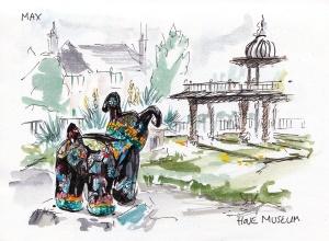 Max, Brighton and Hove Museum